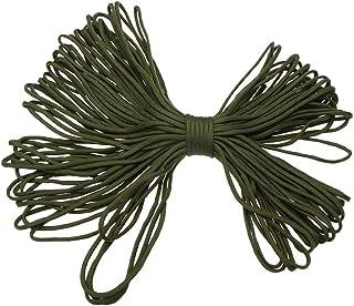 Gaoominy Corde Parachute Paracorde Bracelet Nylon 550 30.5m 100FT 7 Noyau
