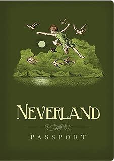 Passport to Neverland Mini Notebook
