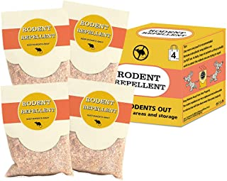 Sponsored Ad - SEALUXE Rodent Repellent,Mouse Repellent,Pest Control,Mice Repellent,Rat Repellent,Insect Repellent 4-Pack