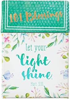 Let Your Light Shine Cards – A Box of Blessings, 101 Encouraging Messages