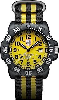 Luminox - Scott Cassell FastStrap UVP XS.3955.SET Reloj de pulsera Cuarzo Hombre correa de Nailon Amarillo