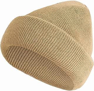 Unisex Thickening Ski Cozy Cap Women Men Outdoor Knitted Hat Winter Warm Cuffed Beanie Caps