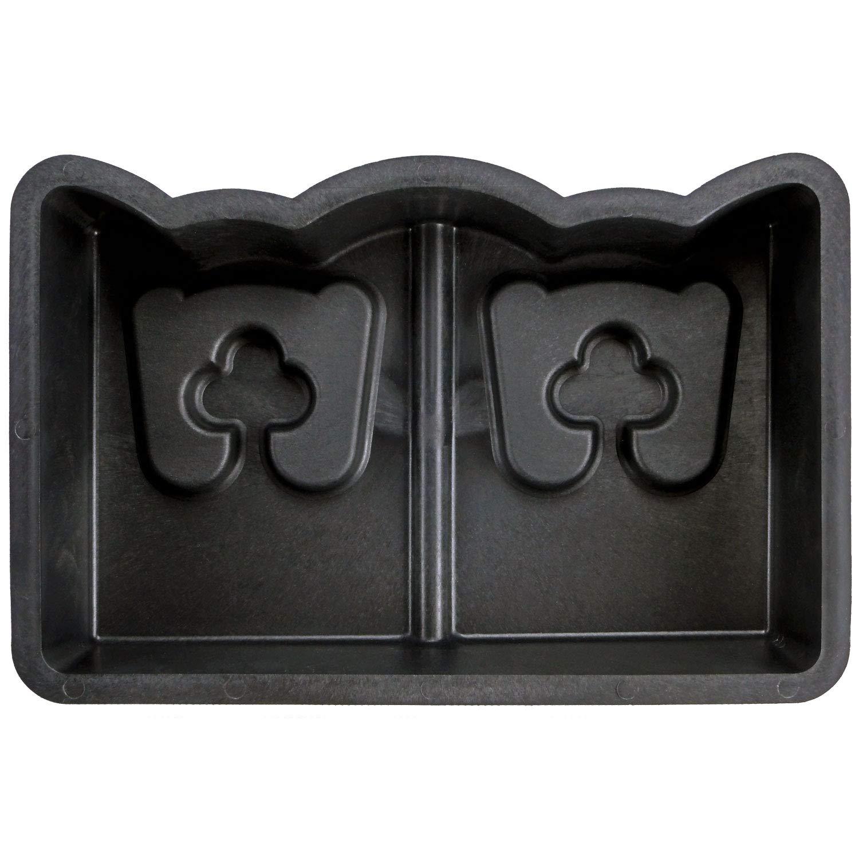 tec hormigón Forma 2608597169 Forma Fundición para formas plástico para hormigón 30 x 19 x 7