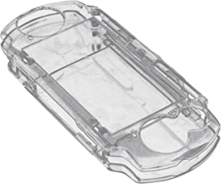 eJiasu Crystal Protective Hard Cover Box Case Transparent Shell for Sony PSP2000, PSP3000 (1PC Transparent)