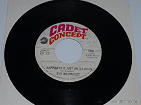 i'm dreaming / happiness is just an illusion 45 rpm single