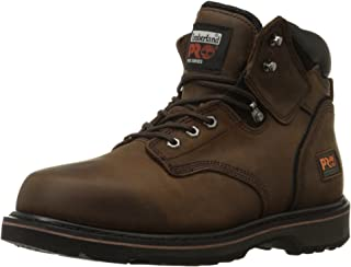 "Timberland PRO Mens 6"" Pit Boss Soft Toe"