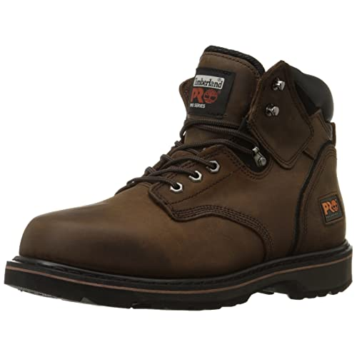 "Timberland PRO Men's 6"" Pit Boss Soft Toe"