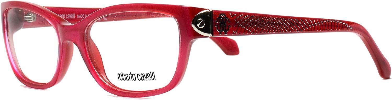 Eyeglasses Roberto Cavalli Grande Soeur 770 075 pink women frames 53MM