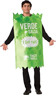 Adult Taco Bell Packet Verde Costume
