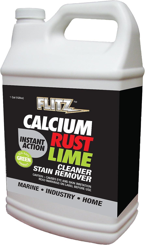 Flitz Sacramento Mall CR 01610 Instant Calcium Lime and 1 Rust Max 82% OFF Gallon Remover