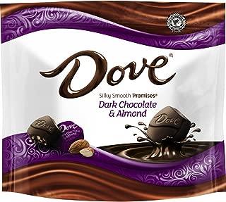 Dove Promises Dark Chocolate Almond Candy Bag, 7.61 Oz