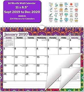 catholic wall calendar 2019
