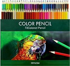مداد رنگی 72 رنگ کتاب رنگ آمیزی کیفیت هنرمند مجموعه مداد رنگی برای بزرگسالان و کودکان