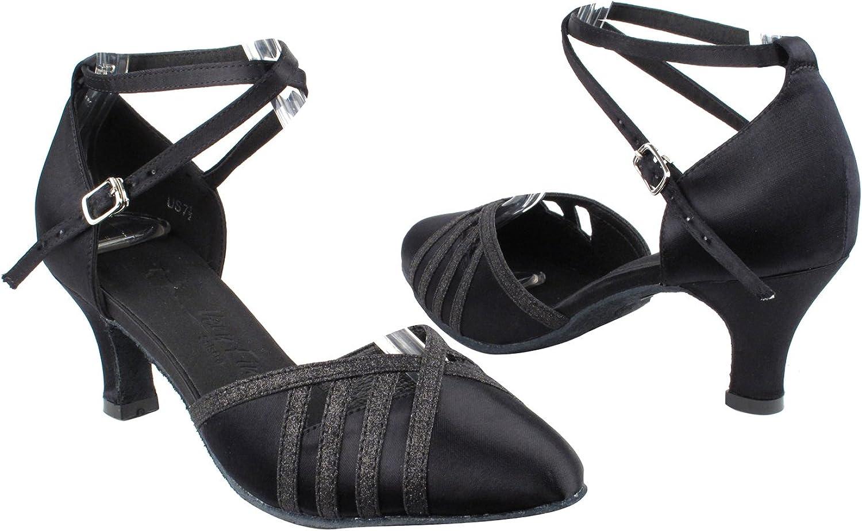 Fest med med med skor för guldduvor SERA530 Comfort Evening Dress Pumpar, bröllop skor  kvinnor Ballroom Dance skor Medium Heel  njut av 50% rabatt