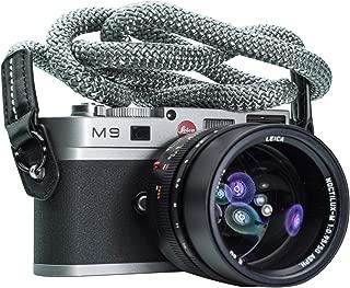 Bluelliant Camera Strap for DSLR Camera Neck Strap Compatible for Canon//Nikon//Sony//Pentax//Fujifilm Cameras Climbing Rope Shoulder Strap Black