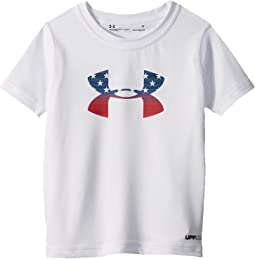 Under Armour Kids UA Stars Stripes Big Logo Surf Shirt (Little Kids/Big Kids)