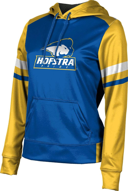 ProSphere Hofstra University Girls' Pullover Hoodie, School Spirit Sweatshirt (Old School)
