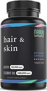 Best omega 3 hair skin nails Reviews