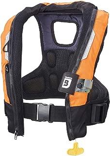 Arcus 40 Automatic/Manual Inflatable PFD Life Jacket (HD Orange)
