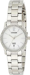 Citizen Women Stainless Steel Band Watch