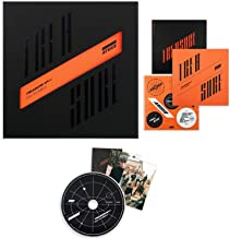 ATEEZ - [Treasure EP.1:All to Zero]1st CD /1p Poster/On+100p Booklet/1p Sticker /8p Post /3p PhotoCard /Tracking gift ( Ph...