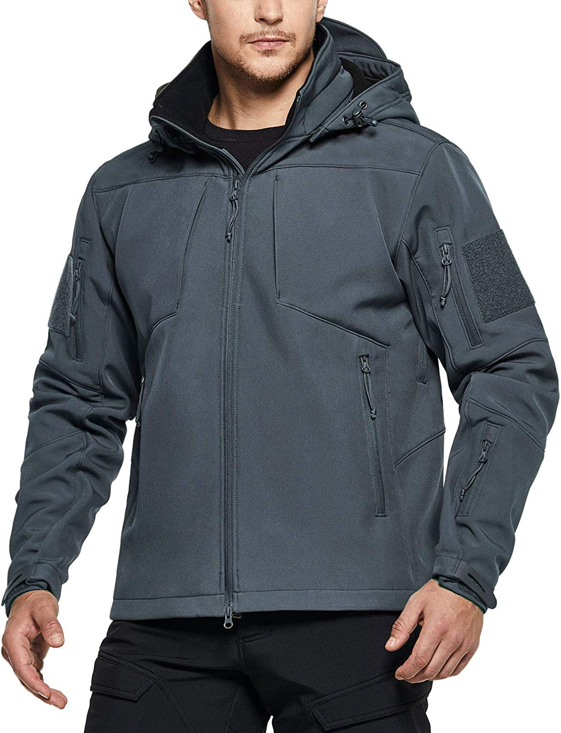 CQR Men's Winter Tactical Waterpro Max 70% OFF sold out Military Jackets Lightweight