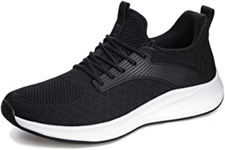 Sponsored Ad - KPP Mens Athletic Walking Shoes - Running Tennis Shoes Jogging Lightweight Breathable Sneakers for Indoor O...