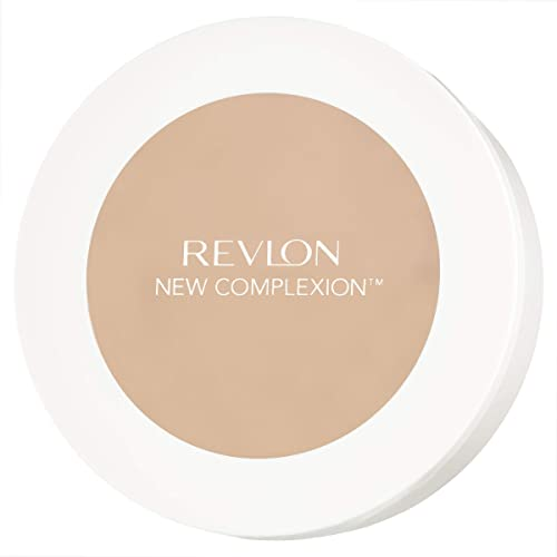 Revlon New Complexion One-Step Compact Makeup, Medium Beige