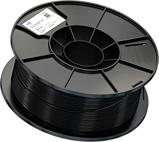 KD Essentials PLA 3D Printer Filament - 1 kg (2.2 pounds) Spool - 1.75mm Diameter, 0.02mm Dimensional Accuracy - Premium Filament for 3D Printing & Pen - Black