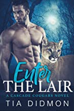 Enter The Lair: Paranormal Romance Kindle Unlimited Books (Cascade Cougars Book 2)