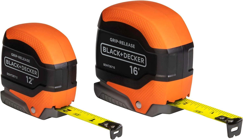 beyond by BLACK+DECKER Sales for sale Tape Measure Self Grip Bundle L Release shopping