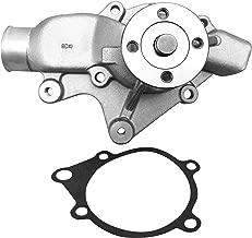 BOXI Water Pump w/Gasket For 1991-2002 Jeep Cherokee Wrangler Grand Cherokee Comanche Dodge Dakota L4-2.5L / L6-4.0L 252-279 4626054 12494028
