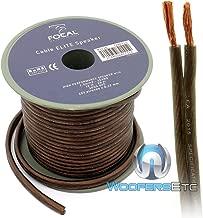 ES15 - Focal Audio 12 M (39.37 Feet) Elite Series Speaker Cable for Utopia and K2 Power Speakers