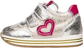 NEROGIARDINI E021440F Sneaker Kids Niña De Tela