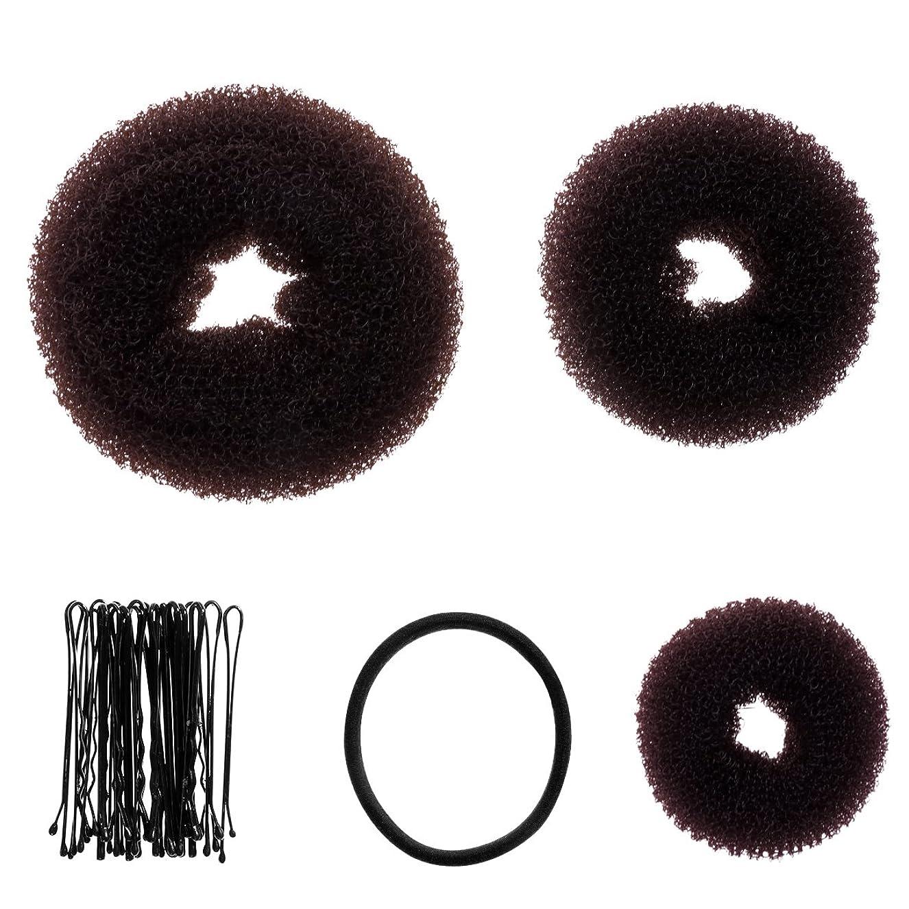 ローラー防止縫うFrcolor FRCOLOR ヘアスタイリングメーカーセット ヘアピン?クリップ?ヘアバンドセット
