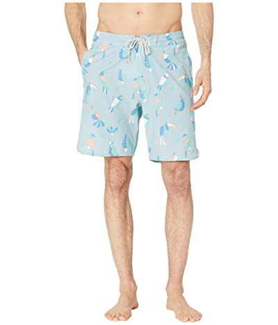 Rip Curl Two Cans Layday Swim Shorts (Blue) Men