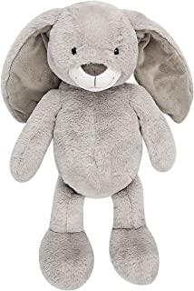 Hugmo Cuddly Bunny Toys and Stuffed Animals for Girls and Boys 0-8 (Grey)