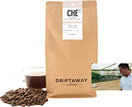 Driftaway Coffee - Fresh Roasted Artisanal Coffee, Medium Roast, Whole Beans, Single Origin, 100% Arabica, Specialty Grade, Gourmet, Roasted in Brooklyn, Perfect for Drip (11 Ounce), Balanced