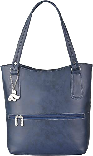 Women S Sarah Handbag Blue FSB 874