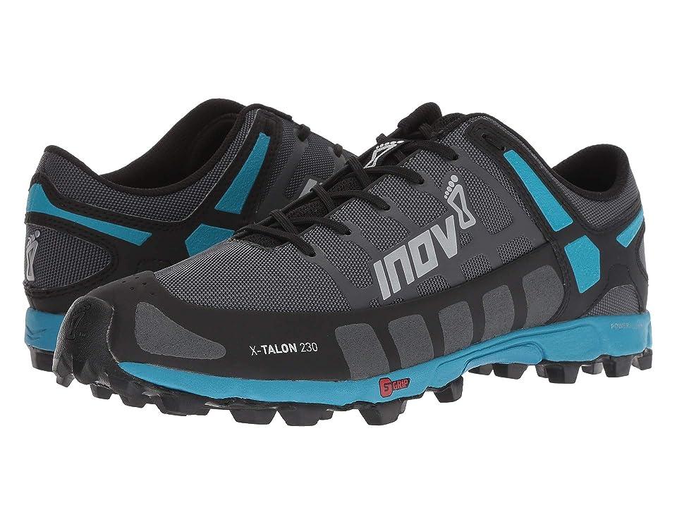 inov-8 X-Talon 230 (Grey/Blue) Men