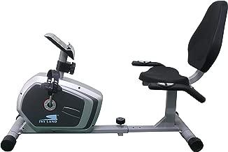 Skyland Unisex Adult EM-1553 Magnetic Recumbent Bike - Black, 115 L x 63.5 W x 83 H cm