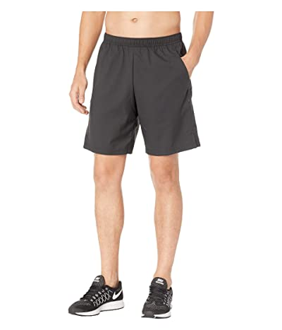 Nike NikeCourt Dry Shorts 9 (Black/Black/Black) Men