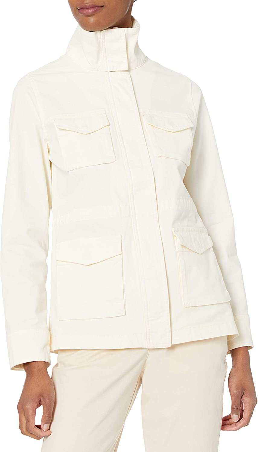 Amazon Essentials Women's Jacket 67% OFF of fixed price Utility Now on sale