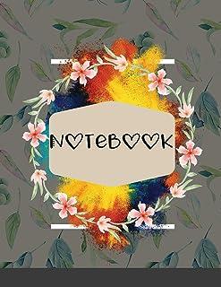 Notebook -Green World