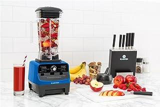 Klarstein Herakles 3G Robot Mixeur idéal pour la préparation de smoothies, soupes, crèmes (Récipient en PVC de 2L, 6 lames...