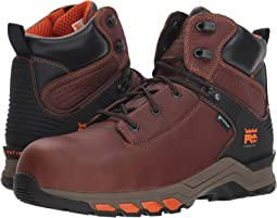 "Hypercharge 6"" Safety Toe WP"