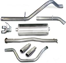 Best 2008 chevy silverado cat back exhaust Reviews