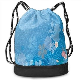 Drawstring Bags Gym Bags Unisex Gym Drawstring Shoulder Bag Pop Gas Backpack String Bags