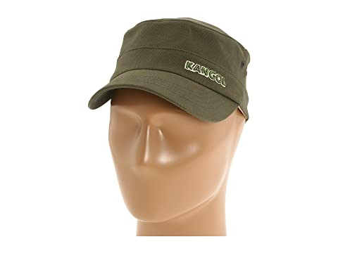 2324018bc22f9 Kangol Cotton Twill Army Cap at Zappos.com
