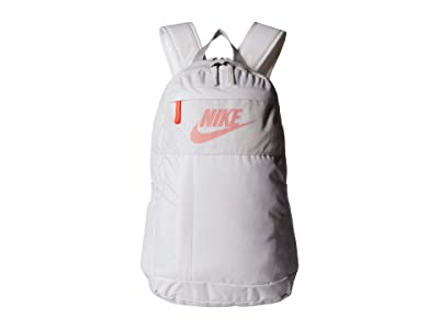 Nike Elemental LBR Backpack 2.0 (Phantom/Atmosphere Grey/Bright Crimson) Backpack Bags